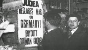 Resultado de imagen de Venganza sionista contra los alemanes