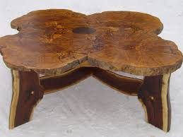 coffee stump tree table awesome tree trunk coffee table