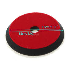 7 inch 180mm soft diamond polishing pads dry use for stone concrete marble granite