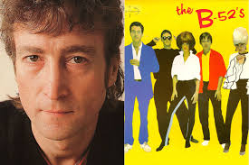 How the B-52's' '<b>Rock</b> Lobster' Brought <b>John Lennon</b> Back to Music