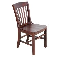 lancaster table seating mahogany finish wooden school house chair chair wooden furniture beds