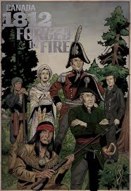 rebranding comics forged in fire and the rebranding comics 1812 forged in fire and the continuing co optation of tecumseh
