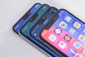 Cuộc chiến tai thỏ: Apple iPhone X, Oppo F7, Huawei Nova 3E và ...