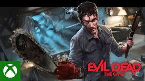 <b>Evil Dead</b>: The Game - Reveal Trailer - YouTube