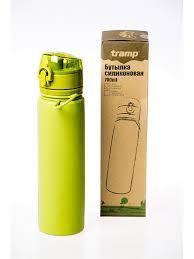 <b>Бутылка</b> силиконовая <b>0</b>,<b>5 л</b> Tramp 6539763 в интернет-магазине ...