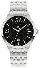Наручные <b>часы L</b>'<b>Duchen</b> D131.10.11 — купить по выгодной цене ...