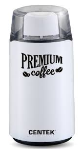 <b>Кофемолка CENTEK CT</b>-1360 White Сентек купить недорого в ...