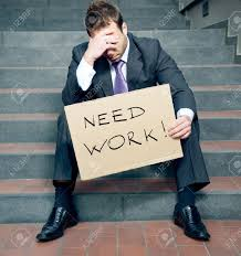 desperate businessman looking for a job stock photo picture and desperate businessman looking for a job stock photo 9092095