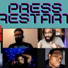 Press Restart