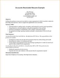 accounts receivable resume templates student resume template resume templates for accounts receivable resume format beauty
