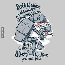Soft walker... - 9GAG via Relatably.com