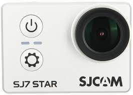 <b>Экшн камера SJCAM SJ7 Star</b>, серебро купить в интернет ...