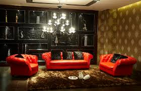 rustic style living room clever: red living room furniture clever red living room furniture in home decorating ideas with red living room furniture