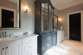 dark gray distressed bathroom linen cabinet with antiqued mirrored cabinet doors pin it on pinterest view full size antiqued mirrored doors view full size