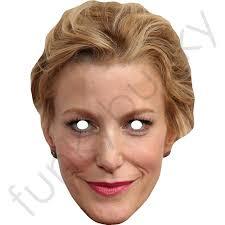 Anna Gunn Mask - Anna-Gunn