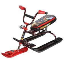 <b>Снегокат Ника</b>-<b>Snowdrive</b> «Робот», цвет красный (1625782 ...