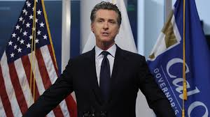 Gov. Newsom says he shouldn't have attended <b>birthday party</b>