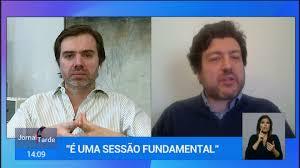 25 de Abril e 1.º de Maio. João Almeida e Delgado Alves, posições opostas