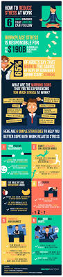 infographic ways to reduce stress at work articles home view a larger image