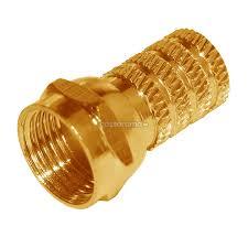 <b>F</b>-<b>разъем</b> RG-6 Gold <b>REXANT</b> 05-4003-1-02 - купите по низкой ...
