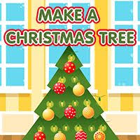Make a Christmas <b>Tree</b> | Make a Christmas Card • ABCya!