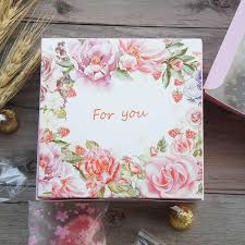 Detail Feedback Questions about 13.5*13.5*<b>5cm 10pcs</b> pink rose for ...