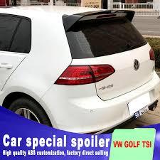 <b>2013 to 2017 for</b> Volkswagen VW Golf 7 MK7 Spoiler rear window ...