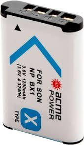 <b>Аккумулятор для видеокамер AcmePower</b> AP-NP-BX1 купить в ...