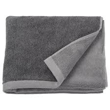 <b>Банное</b> полотенце, темно-серый, меланж, 70x140 см <b>IKEA</b> ...