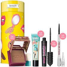 <b>benefit Cheers</b>, <b>My Dears</b>! Bronzer, Brow, Mascara and Primer Gift ...