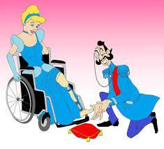 Can Disney Princesses Drawn With Disabilities Diminish Ableism? via Relatably.com