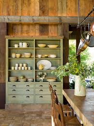 Dining Room Corner Hutch Cabinet Turn That Classic Hutch Into The Showstopper Of The Dining Room