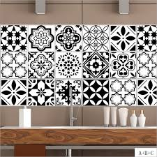 Waterproof <b>tiles</b> with <b>Nordic</b> style kitchen wall and drawing toilet ...
