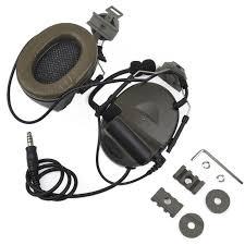 Z <b>Tactical Softair Aviation Headset</b> Headphone Comtac ii Headset ...