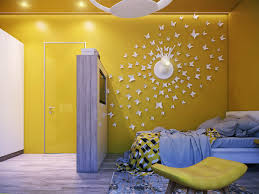 themed kids room designs cool yellow: creative ideas kids room wall decor inspiration