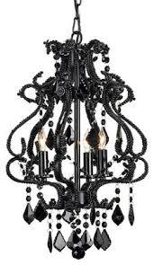 black chandelier lighting. currey and company valentina chandelier small eclectic chandeliers layla grayce black lighting
