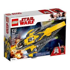 <b>LEGO Star Wars</b> Anakin's Jedi Starfighter Set <b>75214</b>