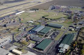 photo page oblique aerial view of the usaf enclave 2005 photo geoff soden paramotors uk