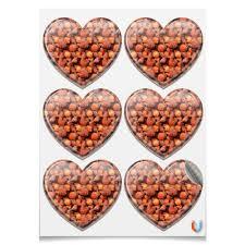 Магниты-сердца 7.5x9.7см <b>Дикая малина</b> #2618026 в Москве ...