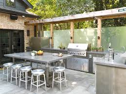 kitchen design entertaining includes: indoor kitchen design principles like large prep spaces dont always translate to outdoor kitchens from millers viewpoint the focus is placed more on