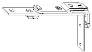 Планка поворотной <b>петли</b> 52462 купить в Омске по выгодным ...