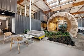 creative office interior design indoor garden modern chair awesome office design