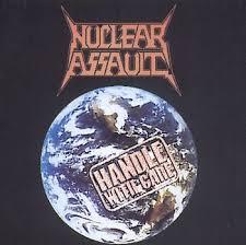 <b>Handle</b> with care | <b>Nuclear Assault</b> CD | EMP