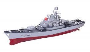 Радиоуправляемый корабль <b>Heng</b> Tai Battleship Yamato 2.4G ...