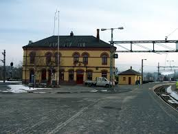 Hønefoss Station