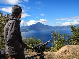 through central america photo essay taking in the views of lake atitlan cycling through central america photo essay