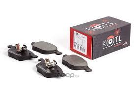 KOTL 1583KT <b>Комплект передних тормозных колодок</b>