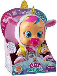 Cry Babies <b>Dreamy</b> the <b>Unicorn</b>: Amazon.co.uk: Toys & Games
