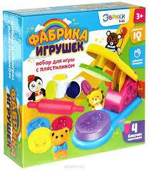 """<b>Набор для лепки Эврики</b> """"Фабрика игрушек"""" 3273359 — купить в ..."""