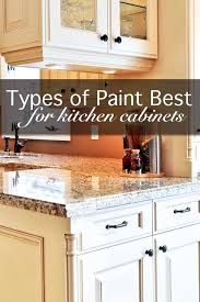 types of paint best for painting kitchen cabinets awesome types cabinet